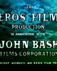 Main title from Battle of the V-1 (1958) (1). An Eros Film production in association with John Bash
