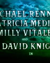 Main title from Battle of the V-1 (1958) (2). Michael Rennie, Patricia Medina, Milly Vitale, David Knight in