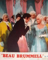 Lobby card from Beau Brummell (1954) (4)