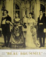 Lobby card from Beau Brummell (1954) (5)