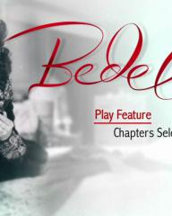 DVD menu of Bedelia (1946) from Screenbound Pictures [2018] (1)