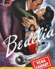 French poster for Bedelia (1946) (1)