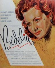 German poster for Bedelia (1946) (1)