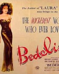 Poster for Bedelia (1946) (3)