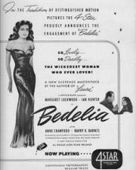Poster for Bedelia (1946) (8)