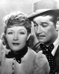 Photograph from The Beloved Vagabond with Maurice Chevalier