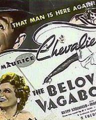 The Beloved Vagabond poster