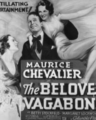 Poster for The Beloved Vagabond (1936) (3)