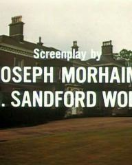 Main title from the 1967 'The Best Laid Schemes' episode of The Saint (1962-69) (3)