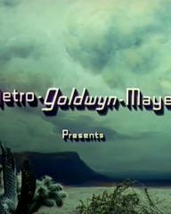 Main title from Billy the Kid (1941) (2). Metro-Goldwyn-Mayer presents