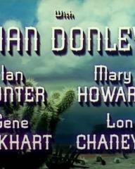Main title from Billy the Kid (1941) (4). With Brian Donlevy, Ian Hunter, Mary Howard, Gene Lockhart, Lon Chaney Jr