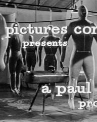 Main title from Bitter Victory (1957) (2). Columbia Pictures Corporation presents