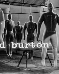 Main title from Bitter Victory (1957) (3). Richard Burton
