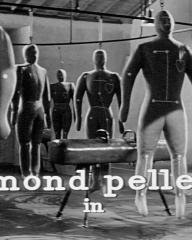 Main title from Bitter Victory (1957) (6). Raymond Pellegrin in