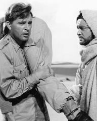Photograph of Bitter Victory (1957) (1) featuring Richard Burton