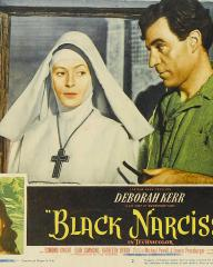Lobby card from Black Narcissus (1947) (1)