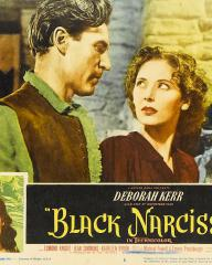Lobby card from Black Narcissus (1947) (2)