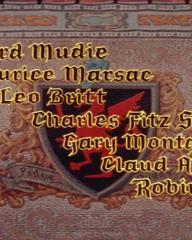 Main title from The Black Shield of Falworth (1954) (11). Leonard Mudie, Maurice Marsac, Leo Britt, Charles B Fitzsimons, Gary Montgomery