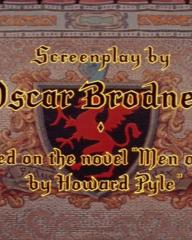 Main title from The Black Shield of Falworth (1954) (12)