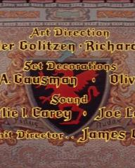 Main title from The Black Shield of Falworth (1954) (14)