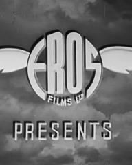 Main title from Blackout (1950) (1). Eros Films Ltd presents