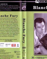 Australian DVD cover of Blanche Fury (1948) (1)