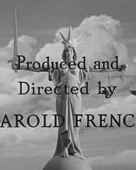 Main title from The Blind Goddess (1948) (10). Produced and directed by Harold French