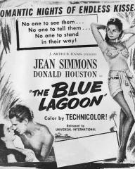 Poster for The Blue Lagoon (1949) (1)