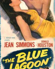 Poster for The Blue Lagoon (1949) (3)