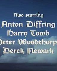 Main title from The Blue Max (1966) (9). Also starring Anton Diffring, Harry Towb, Peter Woodthorpe, Derek Newark