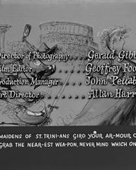 Main title from Blue Murder at St. Trinian's (1957) (10)