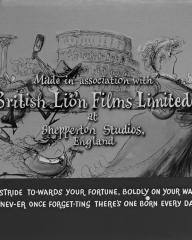 Main title from Blue Murder at St. Trinian's (1957) (13)