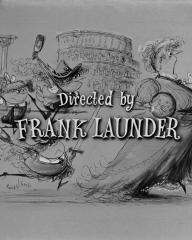 Main title from Blue Murder at St. Trinian's (1957) (15). Directed by Frank Launder