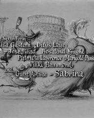 Main title from Blue Murder at St. Trinian's (1957) (7)