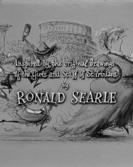 Main title from Blue Murder at St. Trinian's (1957) (9)