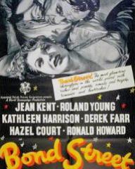 Poster for Bond Street (1948) (1)