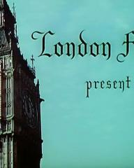 Main title from Bonnie Prince Charlie (1948) (1). London Films present