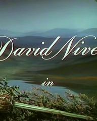 Main title from Bonnie Prince Charlie (1948) (2). David Niven in