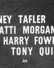 Main title from Booby Trap (1957) (2). Sydney Tafler, Patti Morgan, Harry Fowler, Tony Quinn in