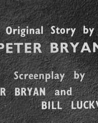 Main title from Booby Trap (1957) (4). Original story by Peter Bryan
