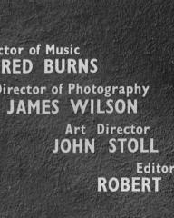 Main title from Booby Trap (1957) (5)