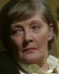 Screenshot from the 1981 'Bosom Friends' episode of Tales of the Unexpected (1979-1988) (6) featuring Rachel Kempson