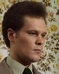 Screenshot from the 1981 'Bosom Friends' episode of Tales of the Unexpected (1979-1988) (7) featuring Aaron Shirley