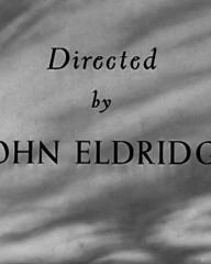 Main title from Brandy for the Parson (1952) (10).  Directed by John Eldridge