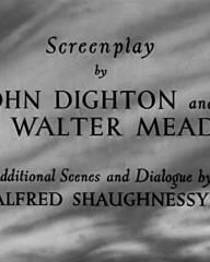 Main title from Brandy for the Parson (1952) (5).  Screenplay by John Dighton and Walter Meade.  Additional scenes and dialogue by Alfred Shaughnessy