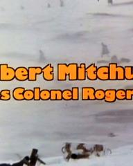 Main title from Breakthrough (1979) (12). Robert Mitchum as Colonel Rogers