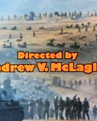 Main title from Breakthrough (1979) (21). Directed by Andrew V McLaglen