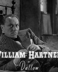 Main title from Brighton Rock (1948) (4).  William Hartnell as Dallow