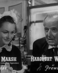 Main title from Brighton Rock (1948) (7).  Carol Marsh as Rose Harcourt Williams as Prewitt