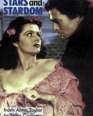 British Stars and Stardom book edited by Bruce Babington.  Front cover features Margaret Lockwood and James Mason in the Wicked Lady